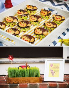 Curious George Birthday Party // Hostess with the Mostess®