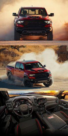 Ram Trucks, Dodge Trucks, Jeep Truck, Ram Rebel, Ford Ranger Raptor, Classic Pickup Trucks, Bugatti Cars, Car Ford, Custom Trucks