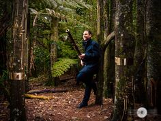 Looking back at almost a year in New Zealand! My first local shoot: Ben Hoadley in a Bassoon Grove (Northcoat). Photos for Arts Professionals www.charlesbrooks.info
