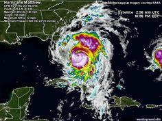 Hurricane Matthew 10/07/2016, 12:17 am