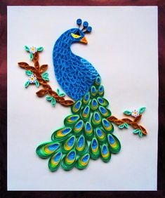 A bela arte em papel de Vesna Rikic - Apenas papel, lápis de cor, tesoura e cola. Geralmente esse são os materiais que a artista Vesna Rikic precisa para criar incríveis artes, que encantam visualmente.