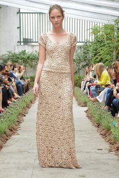 Crochetemoda: Vanessa Montoro - Coleção Verão 2013