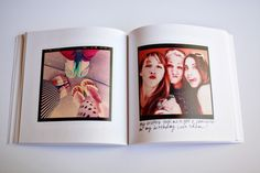 Where to get an Instagram Photobook...great journal idea!