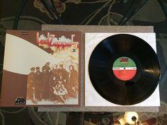 #19 Blog. Led Zeppelin II (180 Gram Reissue). More on this here: vinyl-rock.com  #LedZeppelin #Vinyl #Records #RobertPlant #JimmyPage #JohnBohnam #JohnPaulJones