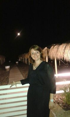 abito di lino con manica a 3/4 e profili in seta !  ...ideale per la giornata di oggi!  ultimo week end per trovare la collezione estiva scontata del 50% :-)  #stefanel #stefanelvigevano
