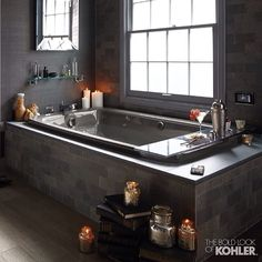Would you bathe in an acoustic tub? What music would you play?