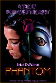 ファントム・オブ・パラダイス Phantom of the Paradise Two Movies, Cult Movies, Home Movies, Sci Fi Movies, Phantom Of The Paradise, Phantom Of The Opera, Horror Posters, Cinema Posters, Movie Posters
