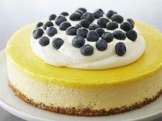 Receta:Anna Olson/Cheesecake de lima