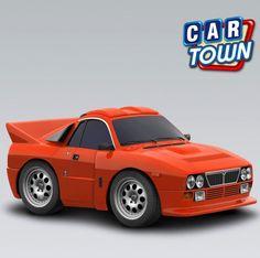 ¡Hoy novedad en Car Town: el Lancia 037 Stradale 1983! Este potente touring es raro y lleno de estilo, un excelente ítem de coleccionador para cualquier taller. Ve hoy por tuyo, pues no se queda disponible por mucho tiempo.    09/10/2012