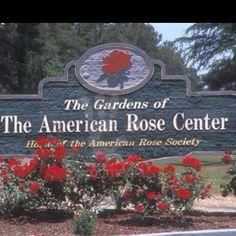 The American Rose Society, Shreveport, Louisiana