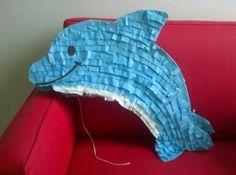 Piñata Delfín
