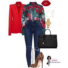 this Women's outfits is fab Big Girl Fashion, Curvy Fashion, Look Fashion, Plus Size Fashion, Winter Fashion, Womens Fashion, Fashion Beauty, Classy Outfits, Chic Outfits