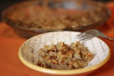 Gluten Free Pear Crisp - maybe add some cranberries