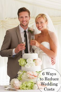 If you'd like to have an intimate, yet elegant wedding, here are our 6 key tips for throwing a frugal wedding that everyone will enjoy.