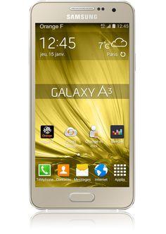 Samsung Galaxy A3 or vue 1
