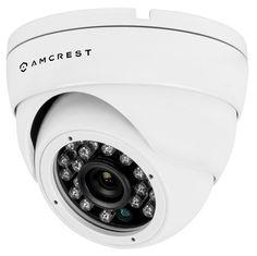 960H Dome Camera (White)