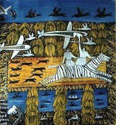 Het Dolhuys van 26 maart tot en met 28 juli een expositie in de serie 'Verborgen schoonheid'. Russische Outsider Art van Alexander Lobanov, Vasilij Romanenkov en Pavel Leonov.