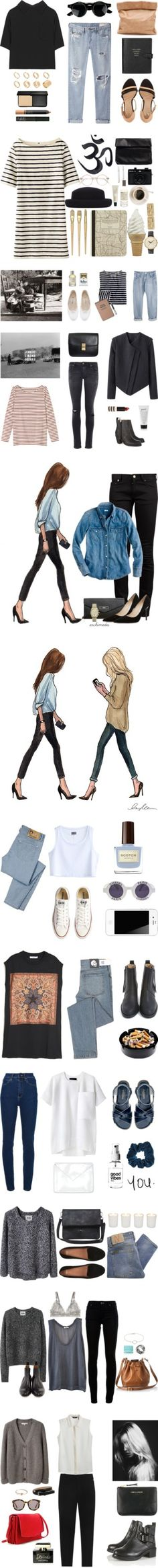 """Autumn/Spring XI"" by pascalemoussoki on Polyvore"