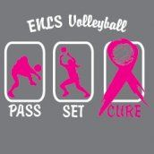 Volleyball Pink Out 03