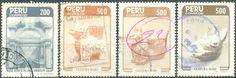 SELLOS de PERU - 1969