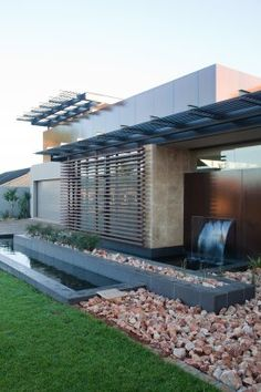Exterior - House Aboobaker | Nico van der Meulen Architects