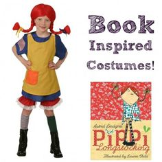 16 Literally Awesome Book-Inspired Halloween Costumes