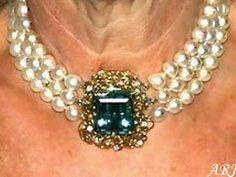 Artemisia's Royal Jewels: Focus on... Camilla's Jewels: Pearl and Aquamarine...