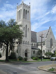 Christ Church Cathedral (New Orleans) - Wikipedia, the free encyclopedia