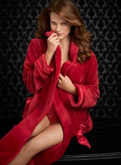 #Soma Embraceable Robe in Ruby #SomaIntimates #MySomaWishList My Soma Wish List Sweeps