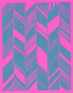 Chevron Wallpaper | Visit etsy.com