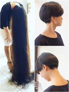 Long Hair Cuts, Long Hair Styles, Short Pixie Haircuts, Rapunzel, New Hair, Beauty, Women, Fashion, Long Haircuts