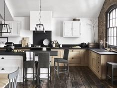 Oak Kitchens | Henley Collection | Neptune