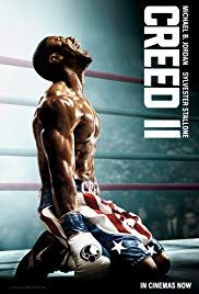 Creed II is a movie starring Michael B. Jordan, Sylvester Stallone, and Tessa Thompson. Under the tutelage of Rocky Balboa, heavyweight contender. Sylvester Stallone, Western Film, 2018 Movies, Movies Online, Netflix Movies, Movies To Watch, Good Movies, Movies Free, Comic Movies