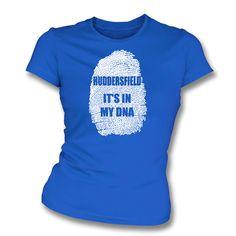 Huddersfield In My Dna @ Punk Football Bolton Wanderers, Huddersfield Town, Dna, Football, Mens Tops, Clothes, Tall Clothing, Futbol, American Football