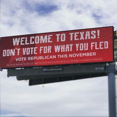 Texas has a great sign for Liberals Fleeing CA due to Liberal Policies. Texas Humor, Only In Texas, Texas Pride, Texas Usa, Loving Texas, Conservative Politics, Republican Party, God Bless America, We The People