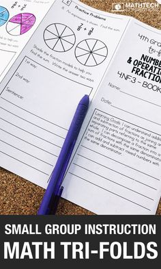 Guided Math printable math practice sheets and activities for math workshop during math groups. The learning goals are listed, so you can set a focus at the beginning of the small group lesson. There are three booklets per standard, so you can show stud Math Resources, Math Activities, Measurement Activities, Interactive Activities, Fifth Grade Math, Third Grade, Math Textbook, Math Notes, Math Groups