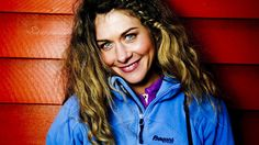 Cecilie Skog is norwegian and one of the world's leading natural adventurers, an avid explorer and climber. She is the only woman who has been to the top of all the seven continents . Alesund, Climber, Continents, Good People, Icons, Treats, Artists, Adventure, Woman