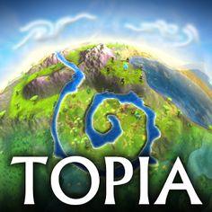 Topia World Builder — children create their own worlds (best Android kids apps)