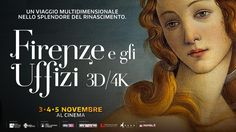 Firenze e gli Uffizi – 3D/4K