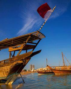 #Qatar National Day Qatar National Day, Doha, Cgi, Tours, Digital, Building, Travel, Painting, Viajes