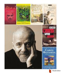 The Brazilian Most Famous Author Paulo Coelho Recommends Books That Everybody Must Read, Songs Of Innocence And Experience By William Blake, A Separate Reality By Charlos Castenda, Great Dialogues Of Plato, The Prophet By Kahlil Gibran, Marquiz's One Hundred Years Of Solitude And The Tropic Of Cancer By Henry Miller.