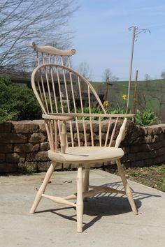 Sack-Back Windsor Chair