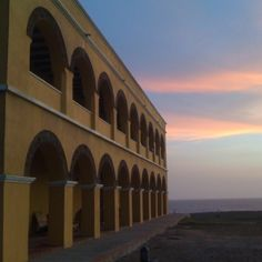 """Always In Love with my Hometown  At Castillo de Salgar  Puerto Colombia, Barranquilla, Colombia"
