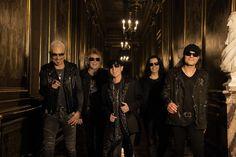 ANTRO DO ROCK: Banda Scorpions volta ao Brasil com turnê que cele...