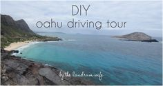 DIY Ohau Driving Tour