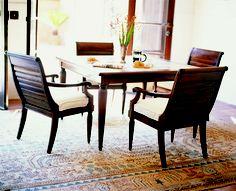 Romantic Archipelago design from Century Furniture and Richard Frinier