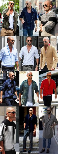Another pinner wrote:Milan Vukmirovic - Coolest looks around. Real men get into fashion and kick ass. | Raddest Looks On The Internet: http://www.raddestlooks.net