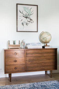 Vintage Modern Woodl