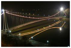 Croatia, Bridge Over the River Drava - Osijek