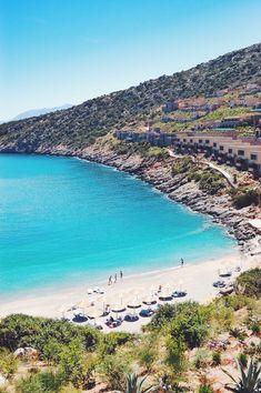 Where To Stay In Crete, Greece